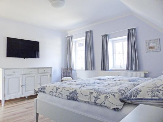 Strandsuite Schlafzimmer