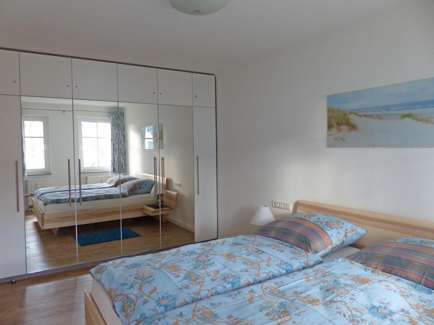 Ostseesuite Schlafzimmer